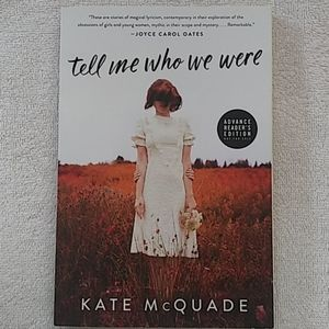 Tell Me Who We Were Book